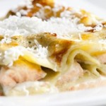 Labužnické lasagne
