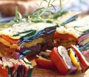 Lasagne z grilované zeleniny