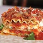 Lasagne s mozzarellou