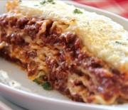 Lasagne se smetanou