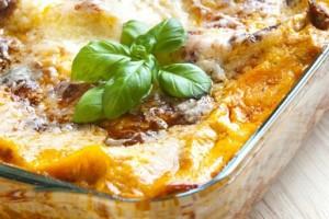 Vesnické lasagne