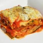 Lasagne s ratatouille