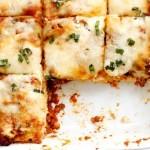 Celerové lasagne