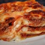 Italské tradiční lasagne