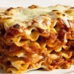 Klasické lasagne s mletým masem