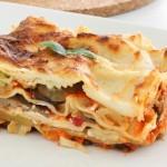 Lasagne s kapustou