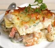 Lasagne s plody moře