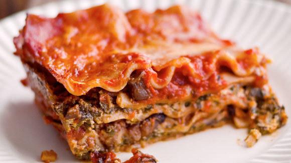 Lasagne na uhlířský způsob
