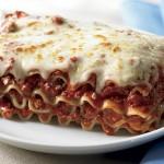 Masové lasagne