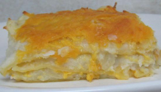 Polské lasagne